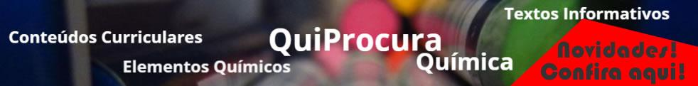 QuiProcura, um novo site de Química